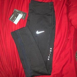 Nike power epic run tights/leggings